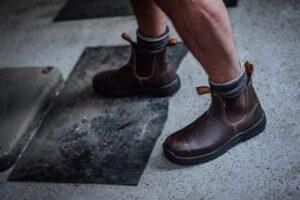 Werkschoenen kopen bij Blundstone - Model 122 - Schoenen met stalen neus - veiligheidsschoen